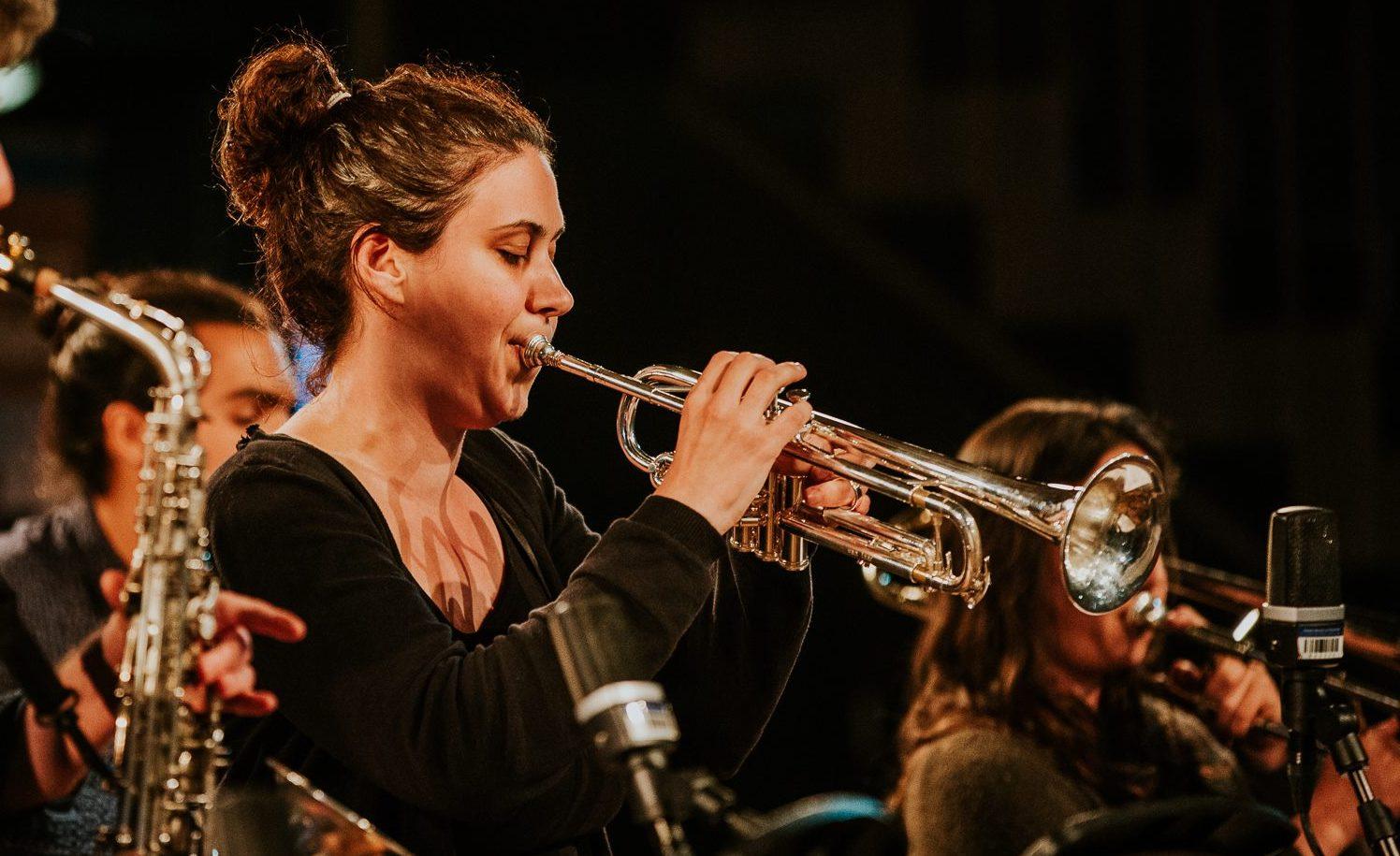 Abriel Ferreira Trumpet